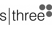 S Three logo